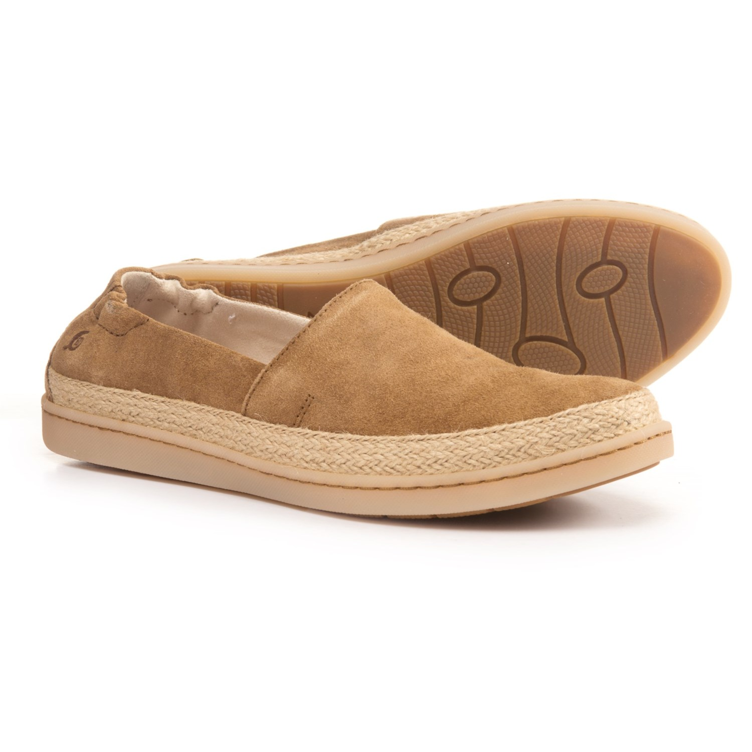 Born Castries Espadrilles - Suede (For Women)