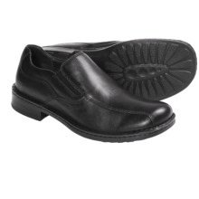 Born Chatman Loafer Shoes - Leather (For Men) in Black - Closeouts