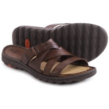 Born Empy Leather Sandals (For Women) in Sunset Full Grain - Closeouts