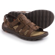Born Florian Sandals - Leather (For Women) in Sunset Full Grain - Closeouts