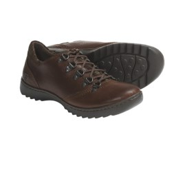 Born Fritzie Oxford Shoes - Leather, Lace-Ups (For Women) in Canoe