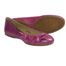 Born Gemma Ballerina Shoes (For Women) in Rose Leather - Closeouts