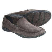 Born Harmon Shoes - Slip-Ons (For Men) in Anthracite Suede - Closeouts