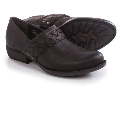 Born Hensley Closed Back Clogs (For Women)