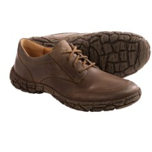 Born Hobart Leather Oxford Shoes (For Men) in Ironstone Full Grain - Closeouts