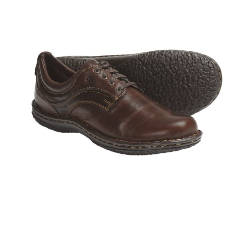 Born Jean Oxford Shoes - Leather (For Women) in Tan