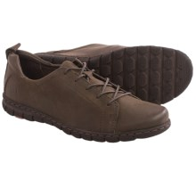Born Kester Leather Shoes - Lace-Ups (For Women) in Cacao Full Grain - Closeouts