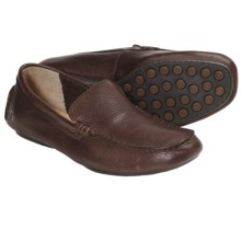 Born Kilbury Driving Moccasins (For Men) in Brown - Closeouts