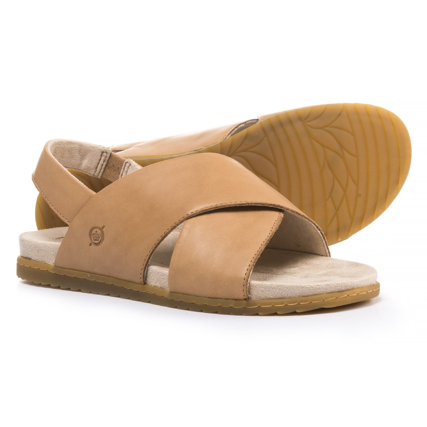 Born Lima X-Band Casual Sandals - Leather (For Women)