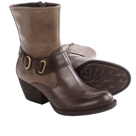 Born Nevica Boots Leather (For Women)