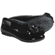 Born Precious Shoes - Flats, Leather (For Girls) in Black Patent - Closeouts