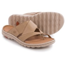Born Sorja Sandals - Nubuck (For Women) in Nude Full Grain - Closeouts