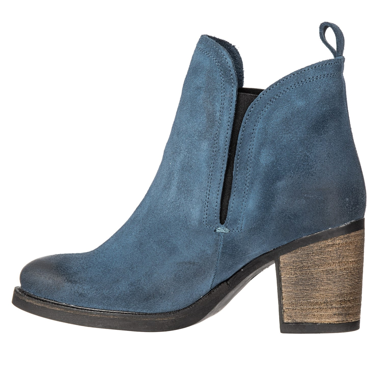 Bos. & Co. Made in Portugal Belfield Ankle Chelsea Boots Waterproof, Suede (For Women)