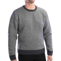Boston Traders Crew Neck Sweater (For Men) in Grey