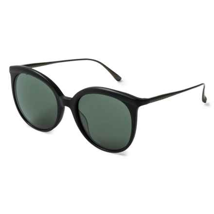 Bottega Veneta Fashion Sunglasses (For Women) in Matte Black - Closeouts