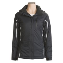 Boulder Gear Abyss Ski Jacket - Waterproof, Insulated (For Women) in Black - Closeouts