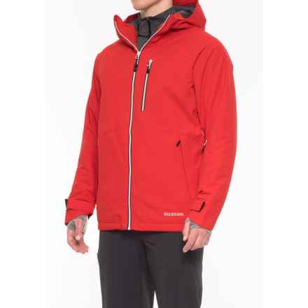 Boulder Gear Banner Ski Jacket - Waterproof, Insulated (For Men) in Lava Red - Closeouts