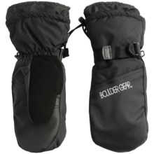 Boulder Gear Board Snow Mittens (For Women) in Black - Closeouts