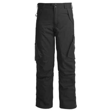 Boulder Gear Boulder Cargo Pants - Insulated (For Men) in Black