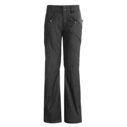 Boulder Gear Boulder Cargo Ski Pants - Waterproof, Insulated (For Women) in Black - Closeouts
