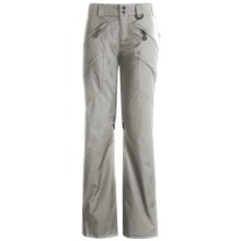 Boulder Gear Boulder Cargo Ski Pants - Waterproof, Insulated (For Women) in Silver - Closeouts