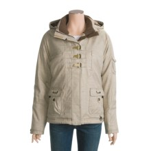 Boulder Gear Brassy Ski Jacket - Insulated (For Women) in Tan Texture - Closeouts
