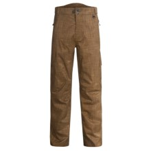 Boulder Gear Charge Ski Pants - Insulated (For Men) in Otter Texture - Closeouts