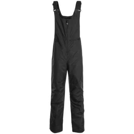 Boulder Gear Cirque Bib Pants - Insulated (For Men) in Black - Closeouts