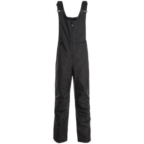 Boulder Gear Cirque Bib Pants - Insulated (For Women) in Black