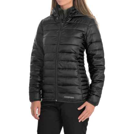 Boulder Gear D-Lite Puffer Jacket - Insulated (For Women) in Black - Closeouts