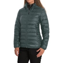 Boulder Gear D-Lite Puffer Jacket - Insulated (For Women) in Heather Grey - Closeouts