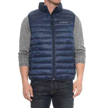 Boulder Gear D-Lite Puffer Vest - Insulated (For Men) in Midnight Blue - Closeouts