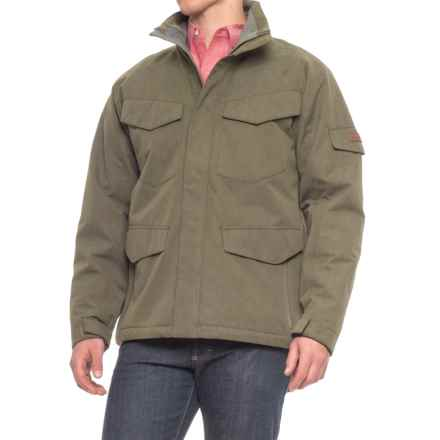 Boulder Gear Daily PrimaLoft® Jacket - Waterproof, Insulated (For Men) in Fatigue - Closeouts