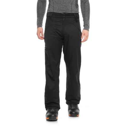 Boulder Gear Front Range Ski Pants - Waterproof, Insulated (For Men) in Black - Closeouts