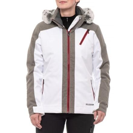 e9b39dc0 Boulder Gear Gear Sierra Jacket - Waterproof, Insulated (For Women) in  White -