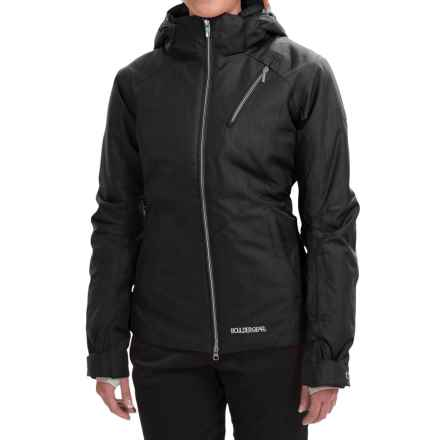 Boulder Gear Hepburn Snow Jacket - Waterproof, Insulated (For Women) in Black - Closeouts