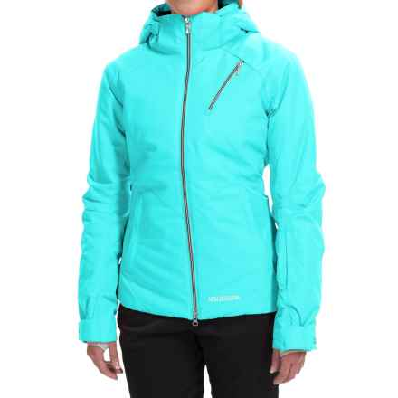 Boulder Gear Hepburn Snow Jacket - Waterproof, Insulated (For Women) in Robins Egg - Closeouts