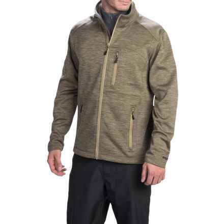 Boulder Gear Highland Fleece Jacket (For Men) in Canteen - Closeouts