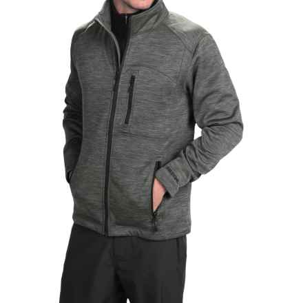 Boulder Gear Highland Fleece Jacket (For Men) in Gray Shadow - Closeouts