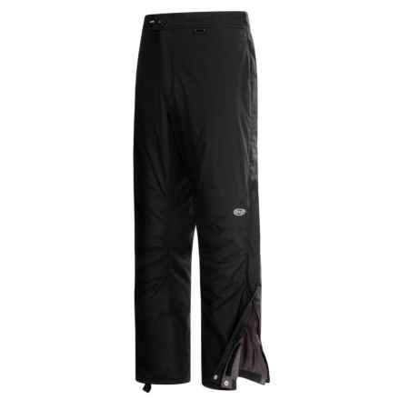 Boulder Gear Kodiak Ski Pants (For Men) in Black - Closeouts