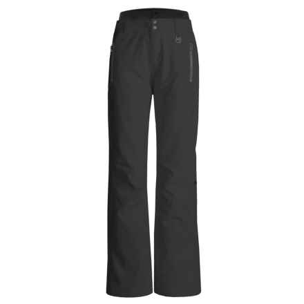 Boulder Gear Luna Ski Pants - Insulated (For Women) in Black - Closeouts