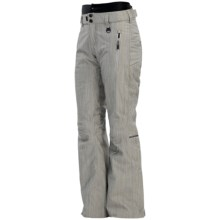 Boulder Gear Luna Ski Pants - Insulated (For Women) in Herringbone - Closeouts