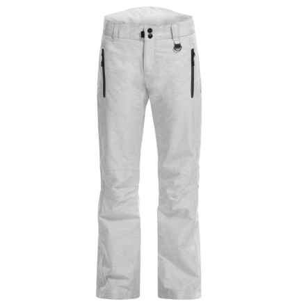 Boulder Gear Luna Ski Pants - Insulated (For Women) in White-Black Texture - Closeouts