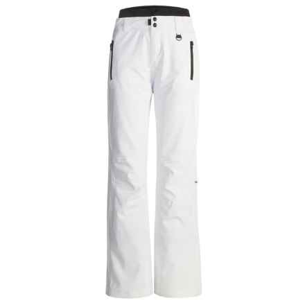 Boulder Gear Luna Ski Pants - Insulated (For Women) in White - Closeouts