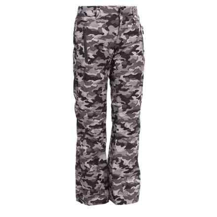 Boulder Gear Luna Ski Pants - Insulated (For Women) in Winter Camo - Closeouts