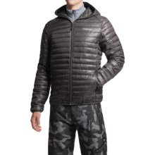 Boulder Gear Packable D-Lite Jacket - Insulated (For Men) in Black - Closeouts