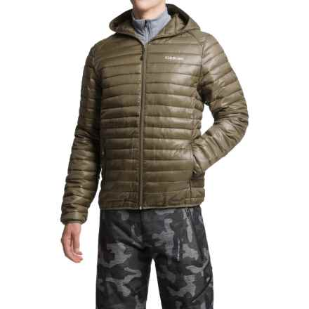 Boulder Gear Packable D-Lite Jacket - Insulated (For Men) in Dark Olive - Closeouts