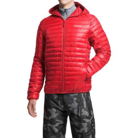 Boulder Gear Packable D-Lite Jacket - Insulated (For Men) in Tango Red - Closeouts