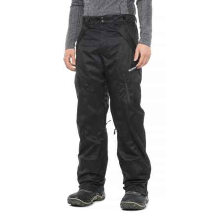 Boulder Gear Payload Cargo Ski Pants - Insulated (For Men) in Black - Closeouts