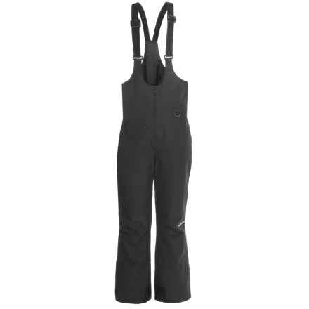 Boulder Gear Pinnacle Ski Bib Overalls - Insulated (For Women) in Black - Closeouts